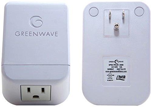 Greenwave Dirty Electricity Filters: 2 Room Starter Kit (4 filters) - http://coolthings.us