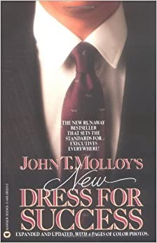 John T. Molloy's New Dress for Success by John T. Molloy (1988-01-01)