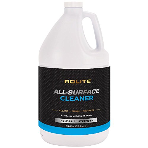 All-Surface Cleaner (1gallon) Instantly Cleans TV, Plasma, LCD, LED, iPad, iPod, iPhone, Laptop, MacBook, Computer Monitor, Tablets, GPS
