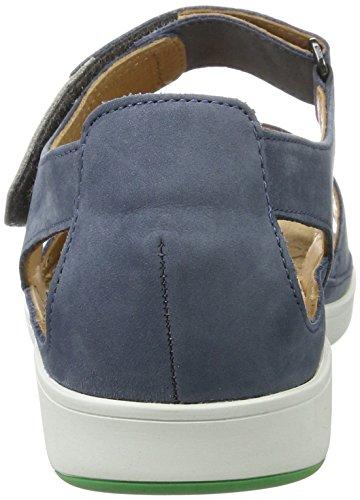 Gina Femme Ganter Sandales Jeans Bleu Stone g Avwpqwd