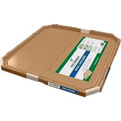 Vet's Best Floor Protection Dog Pad Holder, 21 x 21