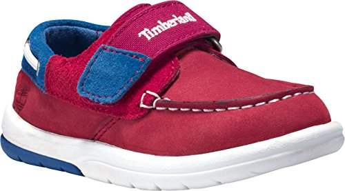 Timberland Toddletracks Boat Sh RED (Niños/Kids), Size: 30 EU (12 US / 11.5 UK)