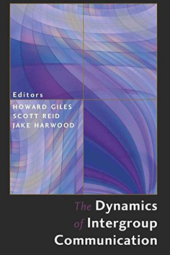 The Dynamics of Intergroup Communication (Language as Social Action) by Brand: Peter Lang International Academic Publishers
