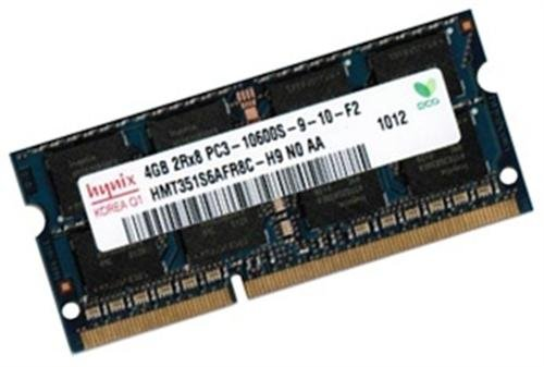 Hynix DDR3-1333 SODIMM 4GB/512Mx64 Hynix Chip Notebook Memory (64 Sodimm Notebook Memory)