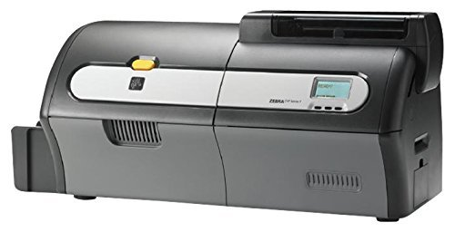 Zebra Technologies Z72-0M0C0000US00 ZXP Series 7 Card Printer, Dual-Sided, Magnetic Encoder, USB and Ethernet Connectivity (Renewed)