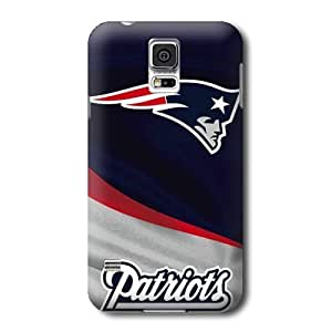 S5 Case, NFL - New England Patriots - Samsung Galaxy S5 Case - High Quality PC Case