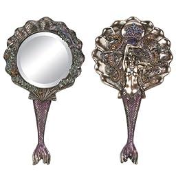 Celestia Hand Mirror Collectible Fairy Decoration
