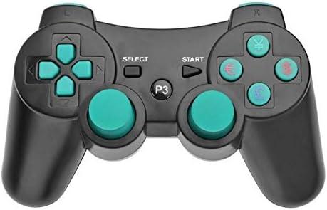 CXBH ワイヤレスゲームパッドのBluetoothジョイスティックのためにPS3コントローラー・コンソールのためにソニーのプレイステーション3ワイヤレスゲームパッドスイッチのゲームアクセサリ (色 : 32pcs Cap)