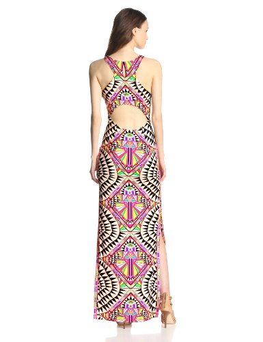 Mara Hoffman Women's CDC Halter Neck Column Dress