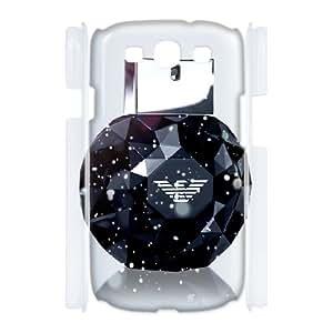 DIY Stylish Printing Giorgio Armani Cover Custom Case For Samsung Galaxy S3 I9300 MK1Q662353