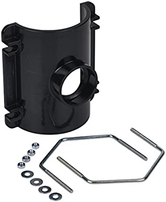 Oatey 43790 ABS Saddle Tee Kit 4-Inch x 2-Inch