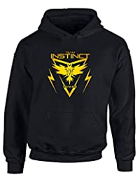 Brand88 Team Instinct Trainer (Alt), Kids Printed Hoodie