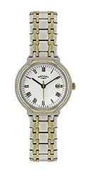 Rotary LB00231-01 Ladies Steel Quartz Watch