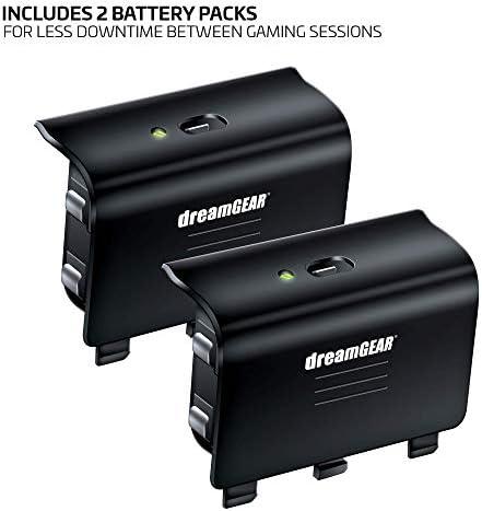 DreamGEAR DGXB1-6608 Kit de Carga para Xbox One - Standard Edition 5