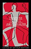 Training of the American Actor, , 1559362685