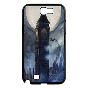 big ben on Tumblr Hard Shell Phone Case Cover For For Samsung Galaxy Note 2 Case FKGZ480919