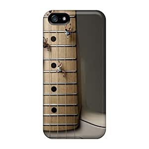 Perfect Fit FWFgzGt4578xkEZi Guitar Run Abstract Case For Iphone - 5/5s