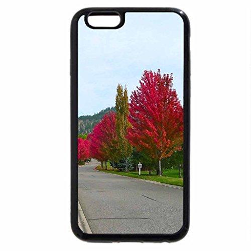 iPhone 6S / iPhone 6 Case (Black) Okanagan Fall