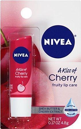 Nivea Lip Care Cherry - 7