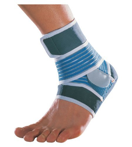 Thuasne Sport Ankle Support Strapping Unisex Adult, unisex, blue, M by Thuasne Sport