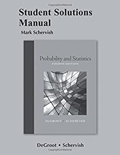 Probability and statistics pearson new international edition student solutions manual for probability and statistics fandeluxe Image collections