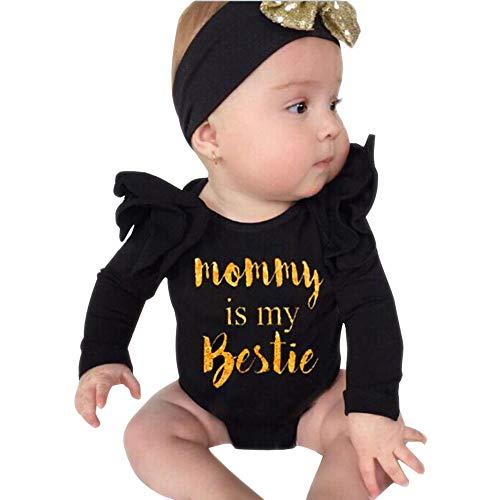 Newborn Baby Girls Clothes Floral