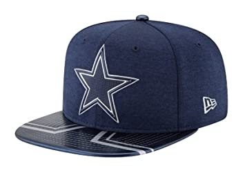 best sneakers 7e2b4 1e486 Amazon.com   New Era Dallas Cowboys 2017 Draft Youth Onstage 9Fifty Cap    Sports   Outdoors