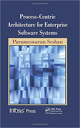 Process-Centric Architecture for Enterprise Software Systems (Infosys Press) 1st Edition