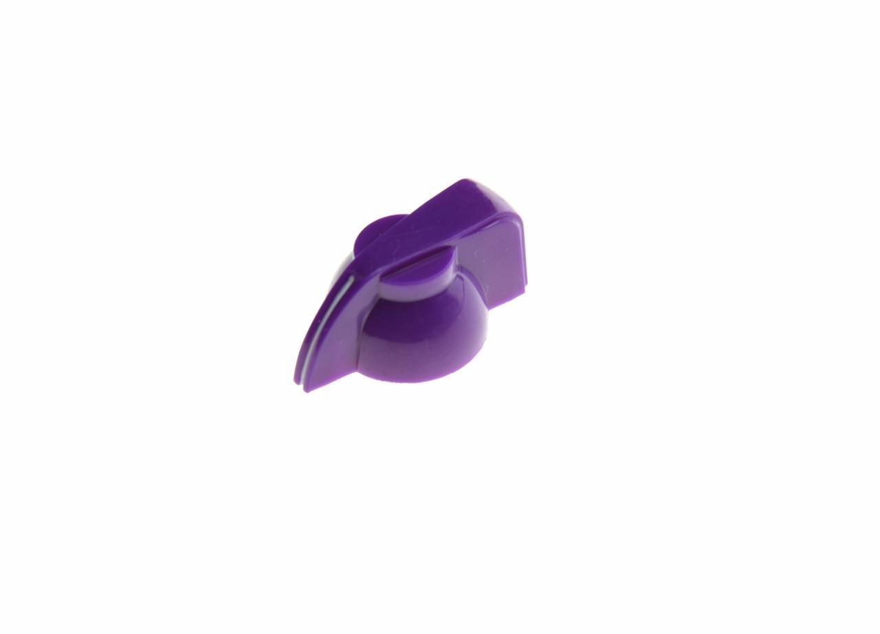 Dopro Pack of 12 Flat Top Guitar Chicken Head Knob AMP Effect pointer Knob Bronze