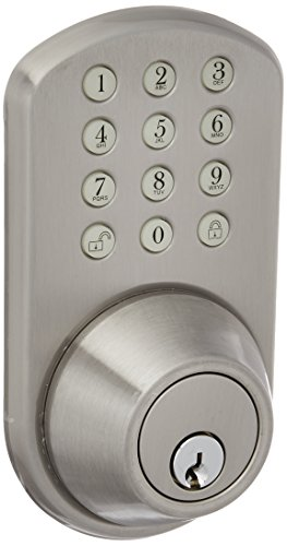 Milocks Tfl 02sn Digital Deadbolt Door Lock And Passage