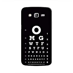 Cover It Up Eye Tests Hard Case For Samsung Galaxy J7