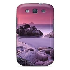 Cute High Quality Galaxy S3 Pink Haze Case