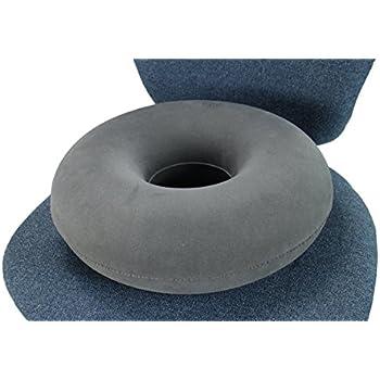 Amazon Com Hemorrhoid Hemroid Tailbone Donut Round Pillow