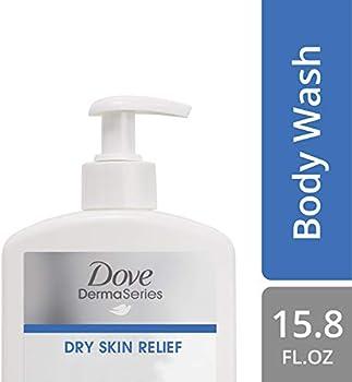 Dove Fragrance-Free 15.8 oz Body Wash for Dry Skin