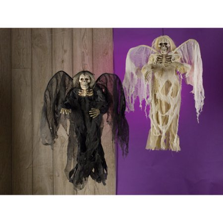 Fun World Hanging Angel of Death, (Angel Of Death Hanging Prop)