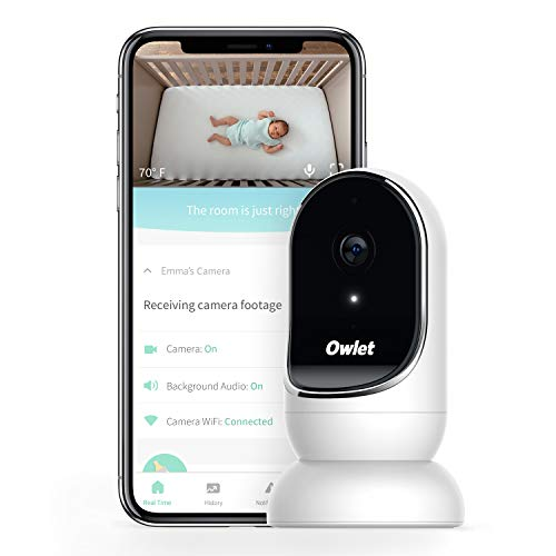 Owlet Baby Monitor with