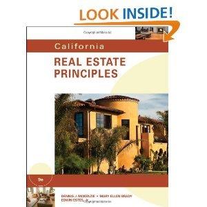 Download California Real Estate Principles 9th (Nineth) Edition pdf