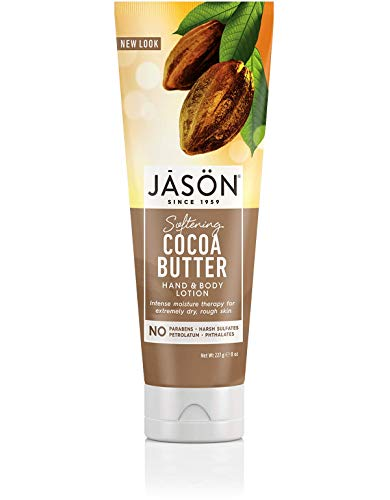 (Jason Cocoa Butter Hand & Body Lotion, 8-Ounce Tubes (Pack of 3))