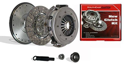 Flywheel Hd Seco Clutch Kit Ford Mustang Gt Lx Cobra SVT 4.6l 5.0l ()