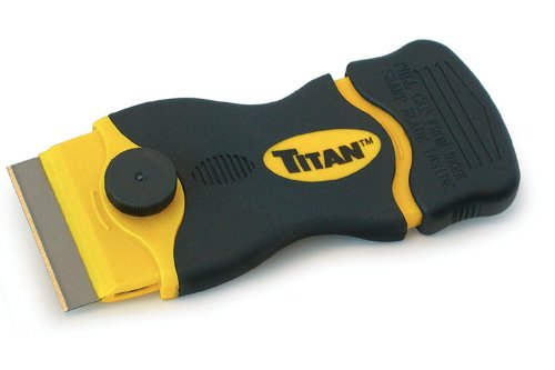 Titan Tools 12031 Mini Razor Scraper Safety Razor Scraper