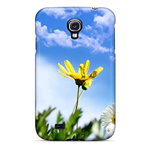 New Diy Design Spring Daisies For Galaxy S4 Cases Comfortable For Lovers And Friends For Christmas Gifts