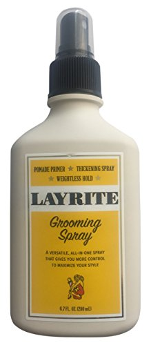 Grooming Spray (Layrite Grooming Spray, 6.7 oz.)