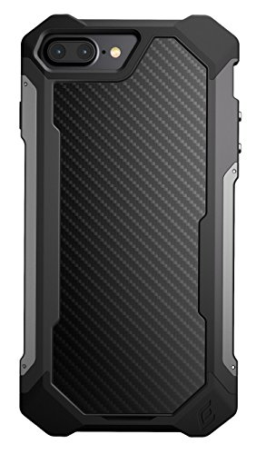 Carbon Fiber Iphone Case >> Element Case Sector Mil-Spec Drop Tested Case for Apple iPhone 8 Plus and 7 Plus - Carbon (EMT ...