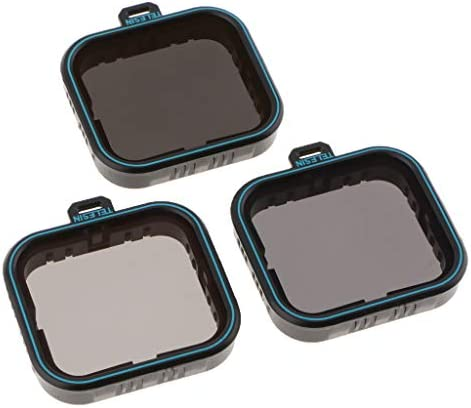 ND4 ND8 ND16フィルター GoPro Hero 7 6 5 Blackカメラ対応 ニュートラル濃度