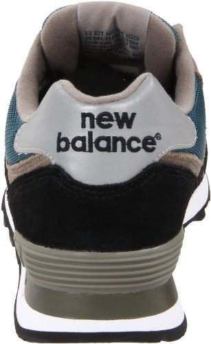 Blue Balance Et Mules New Sabots Noir Homme M574GS Nero black AUqn7