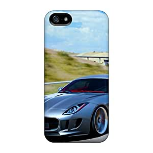 AdSLzqw281cGbys LatonyaSBlack Jaguar Durable Iphone 5/5s Tpu Flexible Soft Case