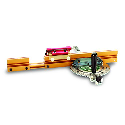 Incra MITER1000SE Miter Gauge Special Edition With Telescoping Fence and Dual Flip Shop Stop (Incra Tools)