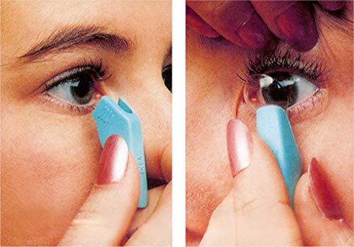 Contact Lens Remover Tool, DMV Soft Lens Handler, 1 Pack w/Free Black Contact Lens Case