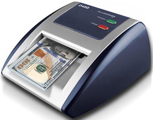 AccuBANKER D450 Bleached Bills Auto Detector ()
