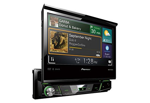 amazon com pioneer avh x7800bt 7 1din dvd receiver bluetooth car rh amazon com